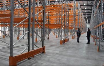 В Бишкеке построили современный логистический центр стоимостью почти $500 тысяч
