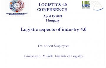 "Conference on ""Logistics 4.0"""