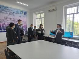 Совещание по обсуждению Дорожной карты новой концептуальной модели развития образовательного процесса «Университет 4.0»