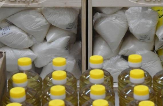 Госантимонополия установила размер надбавок на масло растительное и сахар-песок