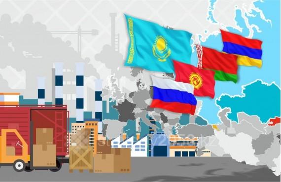 Взаимная торговля республики с государствами-членами ЕАЭС