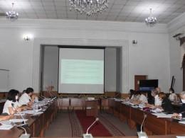 Экономика жана финансы министрлигинде Биргелешкен координациялык комитеттин III жыйыны болуп өттү