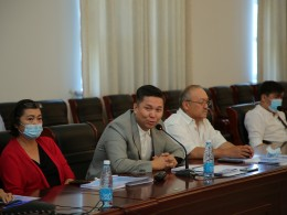 Логистика боюнча Биринчи Бишкек Форуму